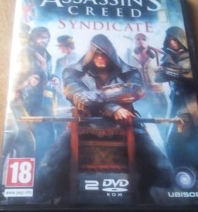 Продаю игру Assassin's creed Syndicate
