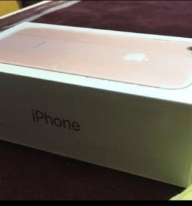 iPhone 7 128 roze