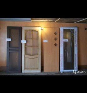 Двери новые. 89029455696