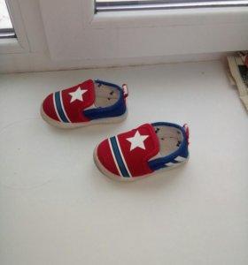 Обувь на весну для девочки