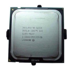 Процессор Intel Pentium Core 2 Duo e6550