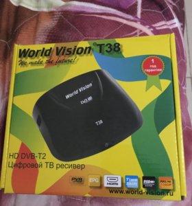 Цифровой TV ресивер Новый