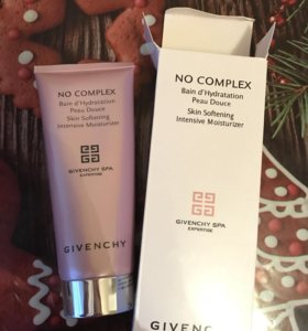 GIVENCHY SPA EXPERTISE NO COMPLEX КРЕМ ДЛЯ ТЕЛА