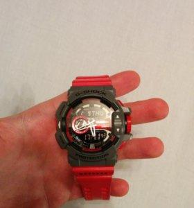 Часы G Shock GA 400 Red оригинальные ОБМЕН