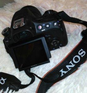 Зеркальный проф фотоаппарат