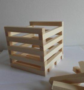 Ящики деревянные для подарков