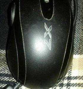 Мышка игровая мышка х7