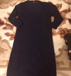 Платье,жилетка