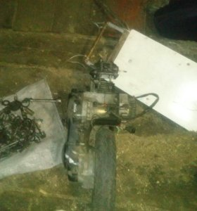 Мотор от скутора