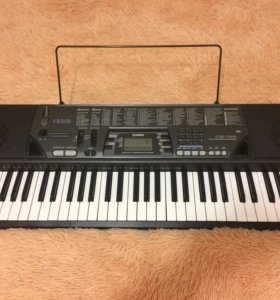 Синтезатор CASIO СТК-700