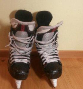 Коньки мужские хоккейные Bauer X 70.Размер-6.5