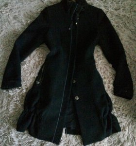 Пальто с кашемиром