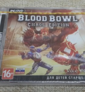 Blood Bowl. Chaos edition (PC)