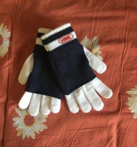 Перчатки два в одном Bosco