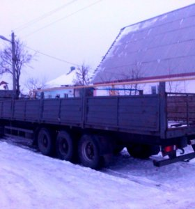 Услуга перевозки грузов на длиномере Ивеко 13 м,го