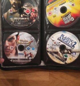 Игры для PS3 12 штук