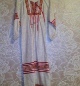 Платье народное