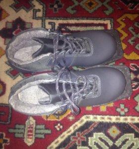 Лыжные ботинки 36-й размер