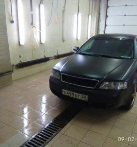 Audi a6c5 1998г 2.4alf мкпп, 165л.с.