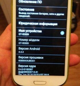 Продам два Samsung Galaxy S3