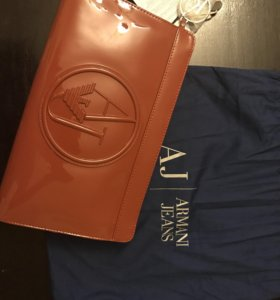 Сумка-клатч Armani Jeans