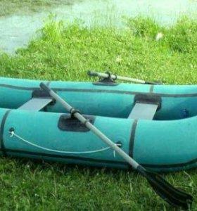 Лодка Уфимка