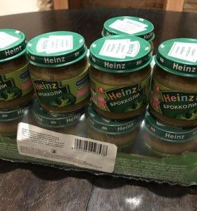Детское питание Heinz
