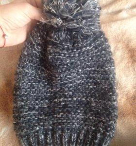 Шапка и шарф-хомут