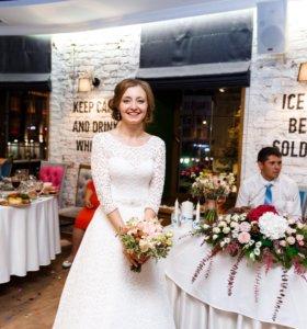 Букет невесты,оформление свадьбы цветами и декором