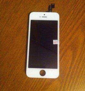 Модуль (экран+сенсор) iPhone 5s