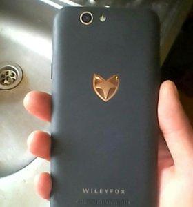 Телефон Wileyfox Spark +