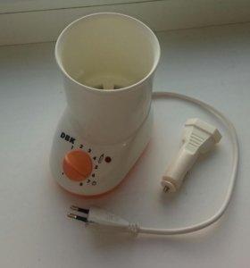 Молокоотсос ручной 2-хфазный, стерилизатор, подогр