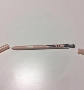 Карандаш для глаз с аппликатором для растушёвки