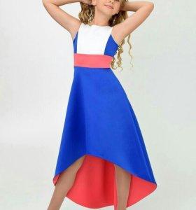 2Н42-Платье нарядное Новое