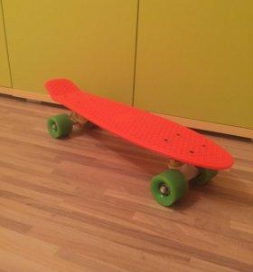 Скейтборд новый!!!