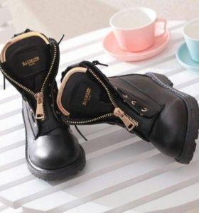 Ботинки Balmain новые