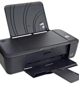 Принтер HP Deskjet 1000
