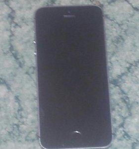 IPhone 5s нерабочий