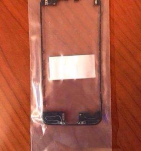 Стекло и рамка на iPhone 6