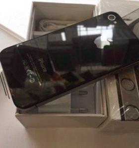 iPhone 4s 16gb (новый)