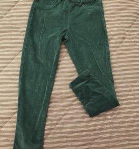 Вельветовые джинсы Zara