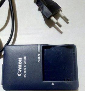 Зарядка от фотоаппарата Canon