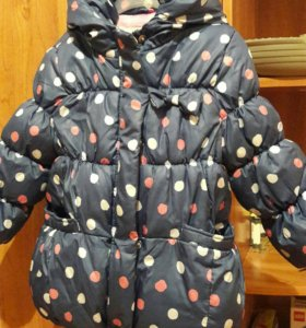 Zara baby куртка