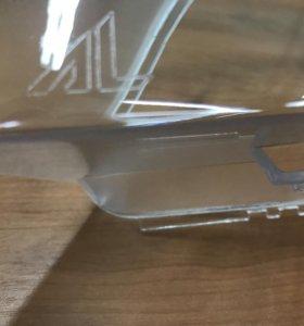 Стекла передних фар БМВ Х5 Е70 Х6 Е70 Х5 М Е70