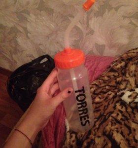 Бутылочка для зала(бега)
