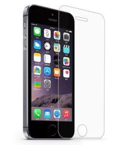 Бронестекло на IPhone 5,5s ,SE