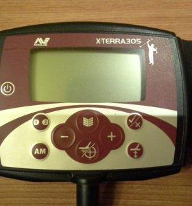 Металлоискатель X-terra 305