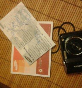 Цифровой фотоаппарат Samsung ES28