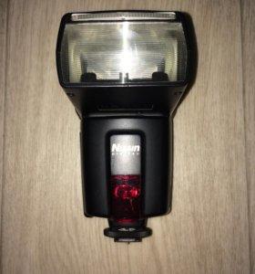 Вспышка Nissin digital di600 PowerZoom 24-105mm