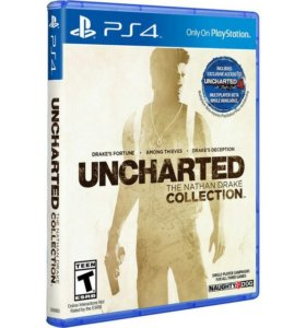 Uncharted Collection [PS4]
